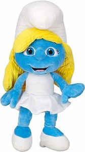 The Smurfs Movie Jakks Pacific 21 Inch JUMBO Plush Smurfette