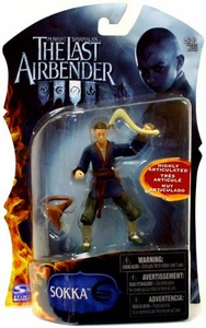 Avatar The Last Airbender Movie 3 3/4 Inch Action Figure Sokka