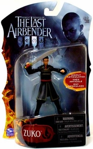 Avatar The Last Airbender Movie 3 3/4 Inch Action Figure Zuko [Sword Only]