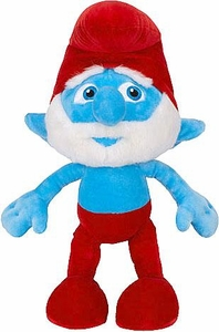 The Smurfs Movie Jakks Pacific Exclusive 21 Inch JUMBO Plush Papa Smurf