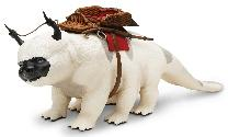 Avatar The Last Airbender Movie Deluxe Figure Appa