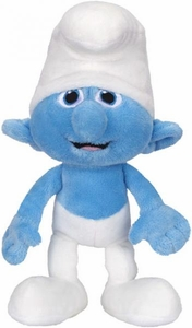 The Smurfs Movie Jakks Pacific 8 Inch Bean Bag Plush Clumsy