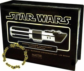 Star Wars Master Replicas .45 Scaled Replica Episode IV A New Hope Darth Vader Lightsaber