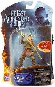 Avatar The Last Airbender Movie 3 3/4 Inch Action Figure Winter Sokka