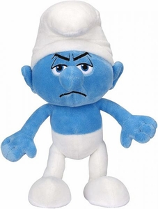 The Smurfs Movie Jakks Pacific 10 Inch Plush Grouchy