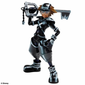 Kingdom Hearts 3D Disney Square-Enix Play Arts Kai Action Figure Sora [Tron Legacy Version] Pre-Order ships April