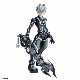 Kingdom Hearts 3D Disney Square-Enix Play Arts Kai Action Figure Riku [Tron Legacy Version] Pre-Order ships April