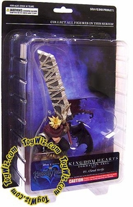 Disney Square-Enix Kingdom Hearts Series 2 Formation Arts Figure Cloud Strife (Blister Card)