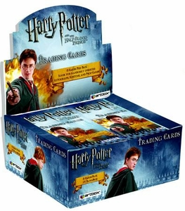 Harry Potter & The Half Blood Prince Movie Hobby Trading Cards Box [24 Packs]