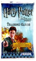 Harry Potter & The Half Blood Prince Movie Trading Cards Pack
