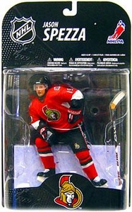 McFarlane Toys NHL Sports Picks Series 21 [2009 Wave 1] Action Figure Jason Spezza (Ottawa Senators)