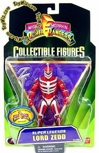 Power Rangers Super Legends Collectible Action Figure Lord Zedd