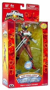 Power Rangers Super Legends Extreme Action Figure RPM Red Eagle Ranger