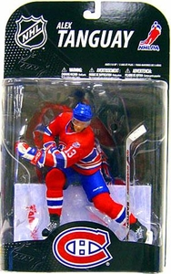 McFarlane Toys NHL Sports Picks Series 21 [2009 Wave 1] Action Figure Alex Tanguay (Montreal Canadiens)