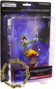 Disney Square-Enix Kingdom Hearts Series 2 Formation Arts Figure Goofy (Blister Card)