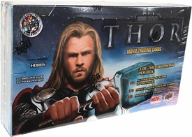 Thor Movie Trading Cards Hobby Box [24 Packs]