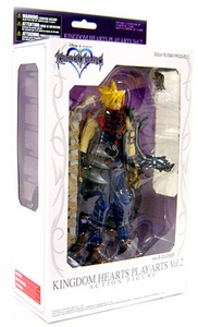 Disney Square-Enix Kingdom Hearts 2 Play Arts Action Figure Cloud Strife [Agrabah]