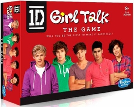 1D Board Game Girl Talk