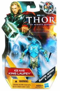 Thor Movie 4 Inch Action Figure #14 King Laufey