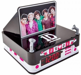 1D Alarm Clock with FM Radio