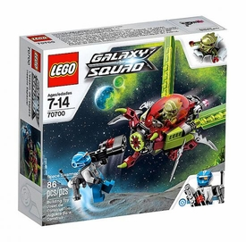 LEGO Galaxy Squad Set #70700 Space Swarmer
