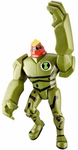 Ben 10 Ultimate Alien 4 Inch Action Figure Diamondhead HAYWIRE