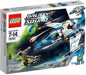 LEGO Galaxy Squad Set #70701 Swarm Interceptor