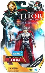 Thor Mighty Avenger MOVIE Exclusive 6 Inch Action Figure Thor