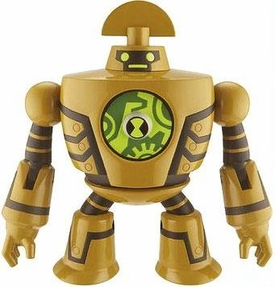 Ben 10 Ultimate Alien 4 Inch Action Figure Clockwork [Includes Minifigure For Revolution Ultimatrix]