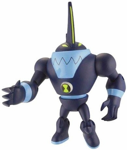 Ben 10 Ultimate Alien 4 Inch Action Figure Eatle [Includes Minifigure For Revolution Ultimatrix]