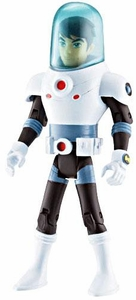 Ben 10 Ultimate Alien 4 Inch Action Figure Ben with White & Black Plumber Suit