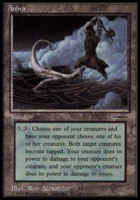 Magic the Gathering Other Promo Card Arena [Book Promo]