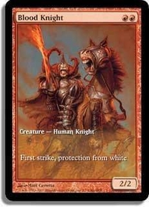 Magic the Gathering Other Promo Card Blood Knight [Champs Promo]