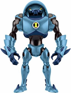 Ben 10 Ultimate Alien 4 Inch Action Figure Water Hazard HAYWIRE
