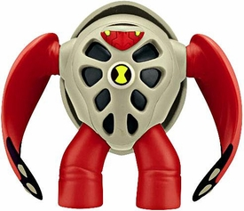 Ben 10 Ultimate Alien 4 Inch Action Figure Terraspin HAYWIRE