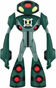 Ben 10 Ultimate Alien 4 Inch Action Figure Ultimate Echo Echo HAYWIRE