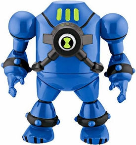 Ben 10 Ultimate Alien 4 Inch Action Figure NRG HAYWIRE [Includes Minifigure]