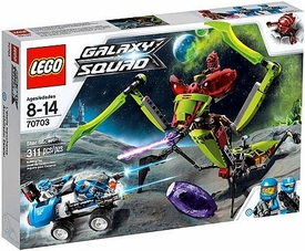 LEGO Galaxy Squad Exclusive Set #70703 Star Slicer
