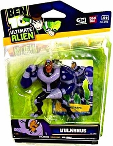 Ben 10 Ultimate Alien 4 Inch Action Figure Vulkanus