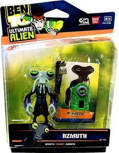 Ben 10 Ultimate Alien 4 Inch Action Figure Azmuth