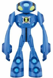 Ben 10 Ultimate Alien 4 Inch Action Figure Ultimate Echo Echo