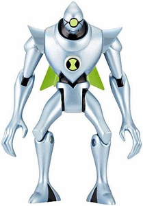 Ben 10 Ultimate Alien 4 Inch Action Figure Nanomech [Version 3]