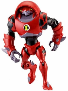 Ben 10 Ultimate Alien 4 Inch Action Figure Water Hazard