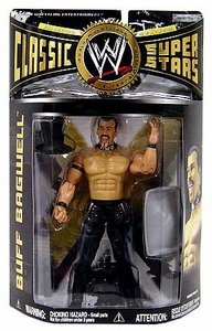 WWE Wrestling Classic Superstars Series 21 Action Figure Buff Bagwell