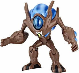 Ben 10 Ultimate Alien 4 Inch Action Figure Ultimate Swampfire