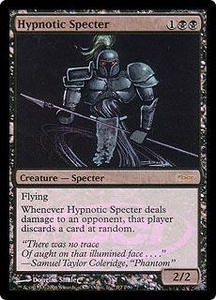Magic the Gathering Other Promo Card Hypnotic Specter [Player Rewards]