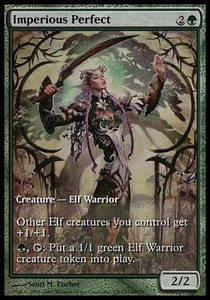 Magic the Gathering Other Promo Card Imperious Perfect [Champs Promo]