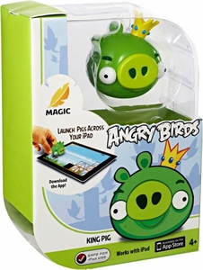 Mattel Angry Birds Apptivity Single Pack King Pig