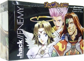 Dot .Hack//Enemy Trading Card Game Distortion Booster Box [30 Packs]