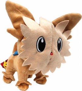 Pokemon Black & White Series 4 Mini Plush Lillipup
